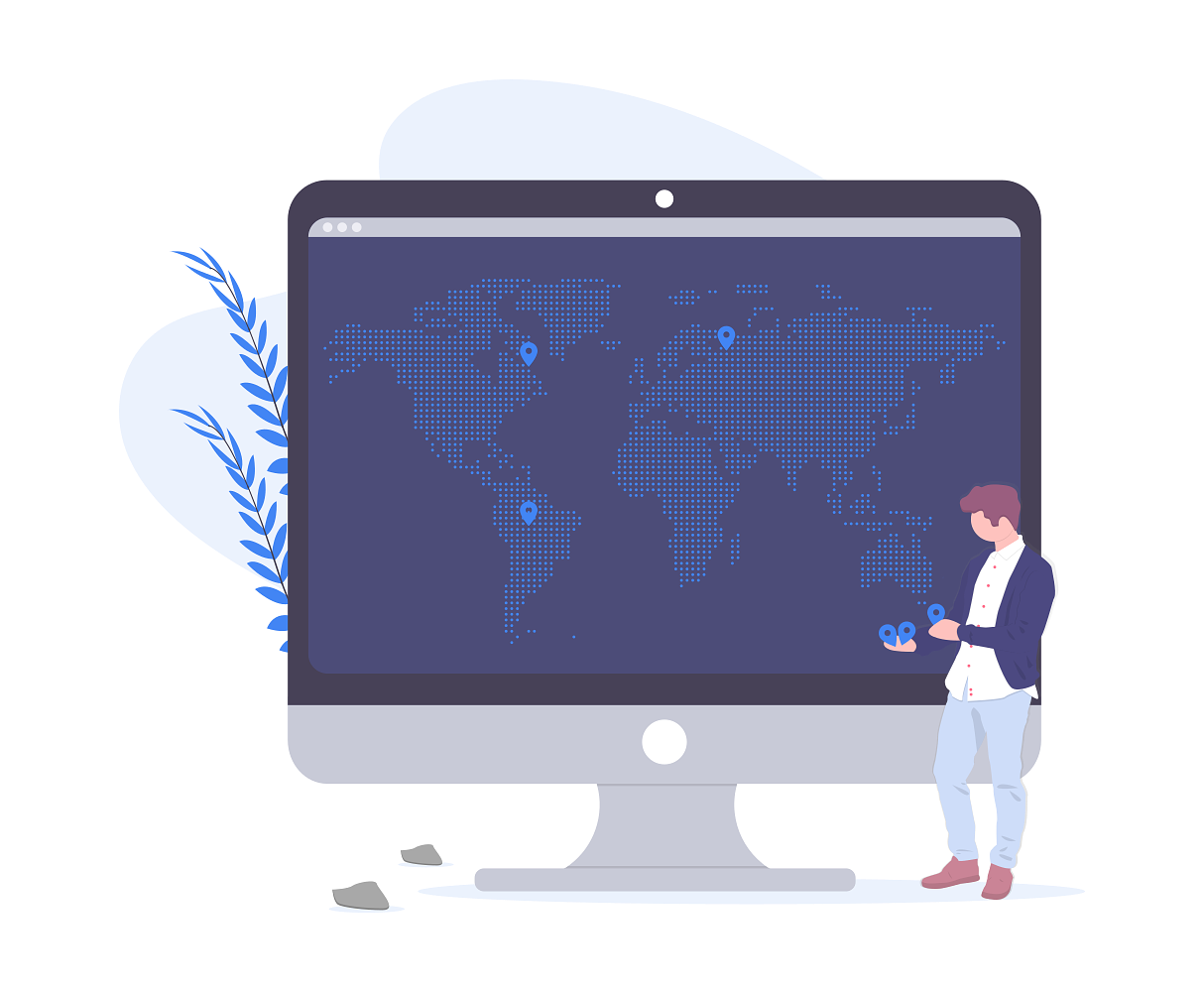 Stay connected with the right international conference call features for large businesses.